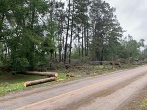 Lawrence County slammed again by storms