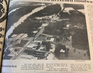 "Remembering: 40 Year Anniversary of the 1979 ""Easter Flood"""
